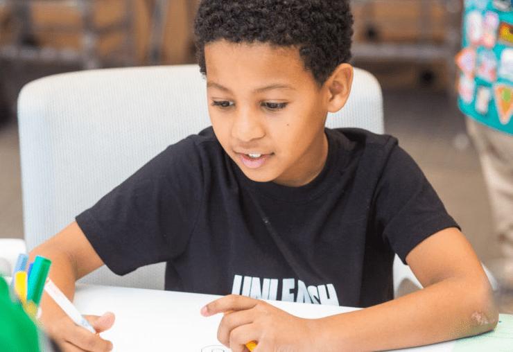 teach a child self-discipline
