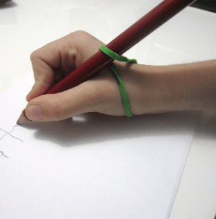 how to help my child hold a pencil correctly