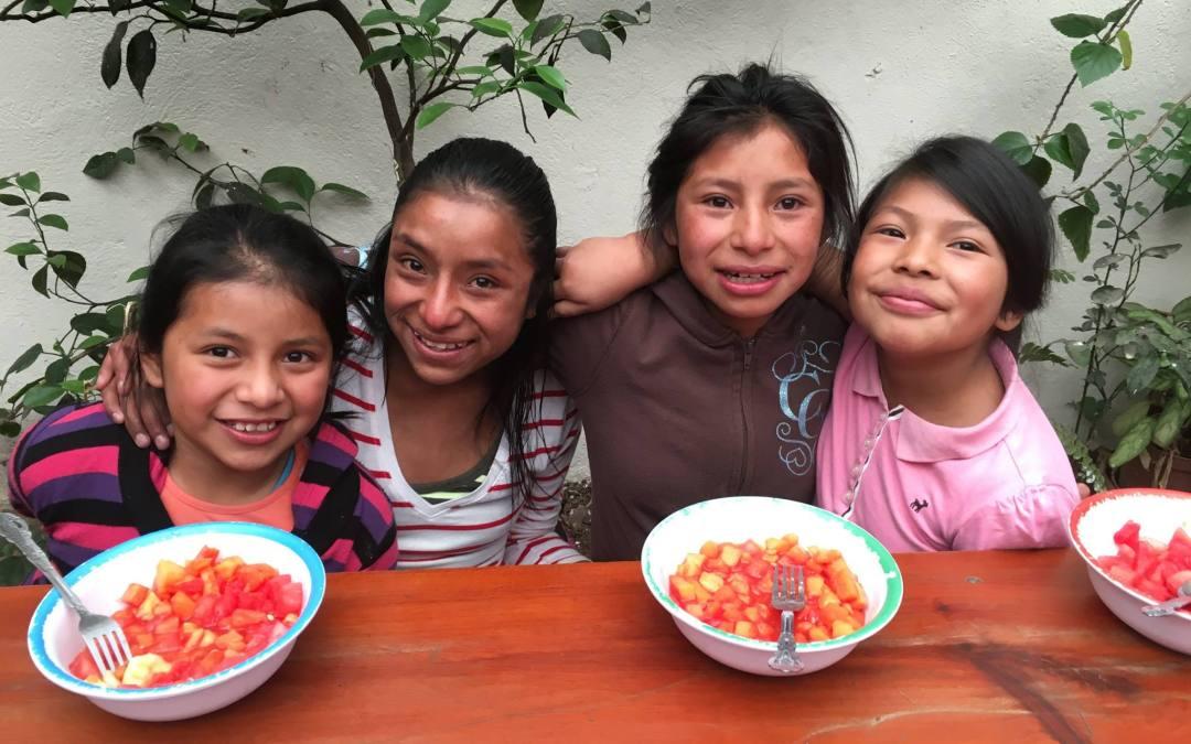 100 Faces of Hope/ 10: Nourishment