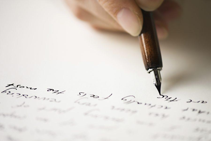 Lettera professore matematica
