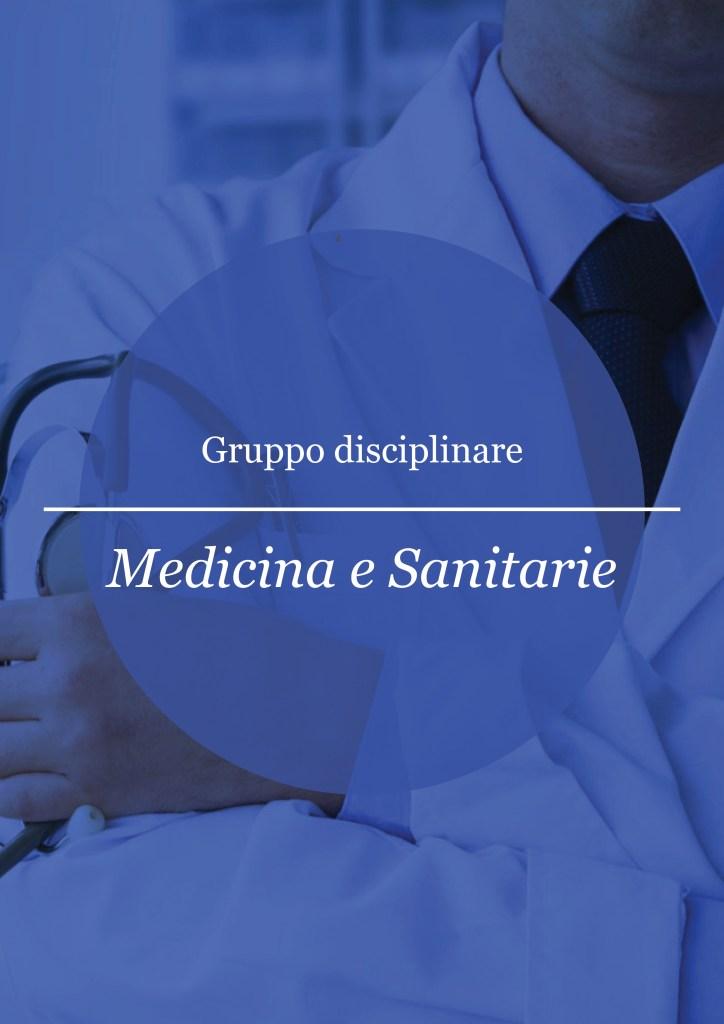migliori università italia medicina sanitarie