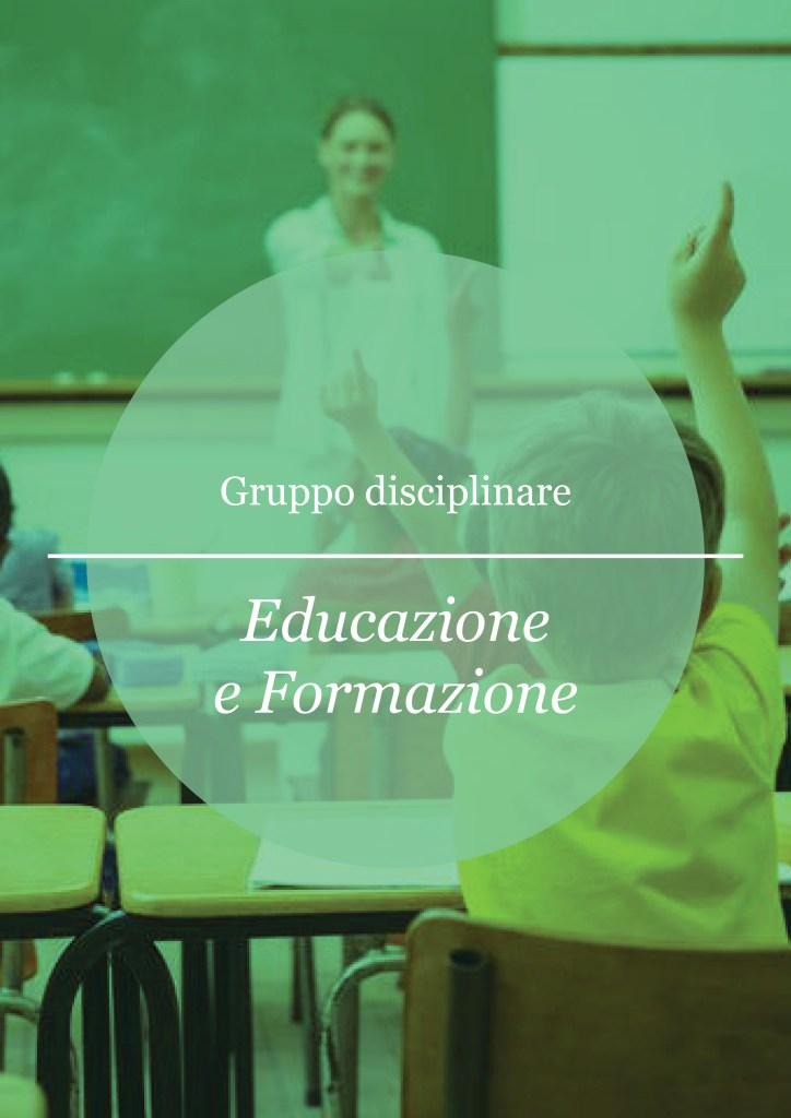 migliori università italia educazione e formazione