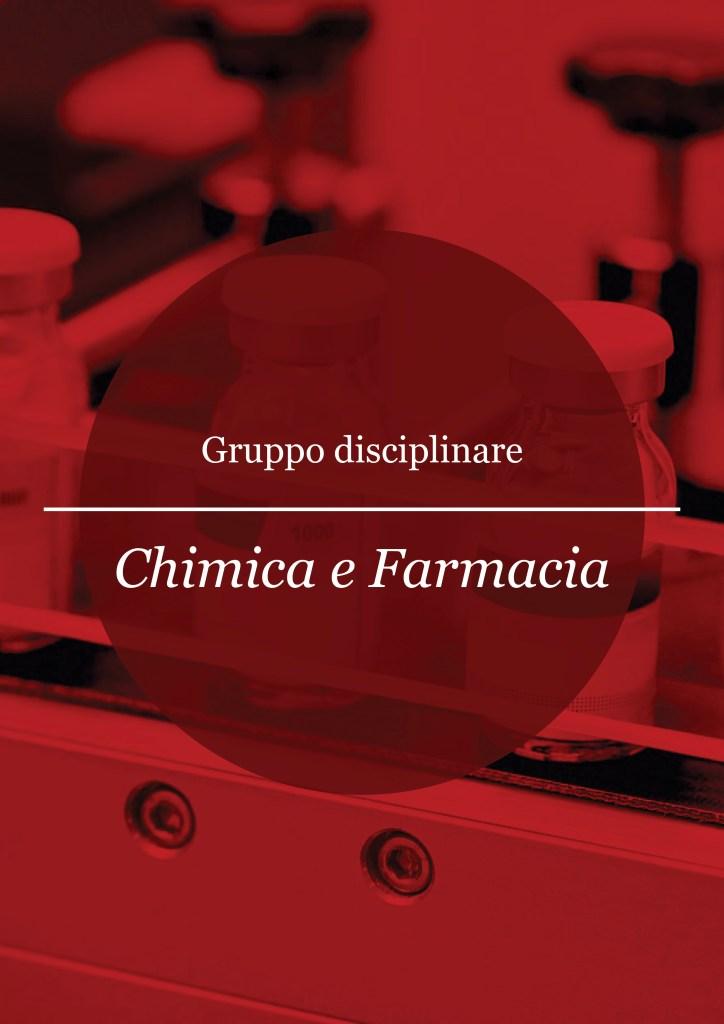 migliori università italia chimica