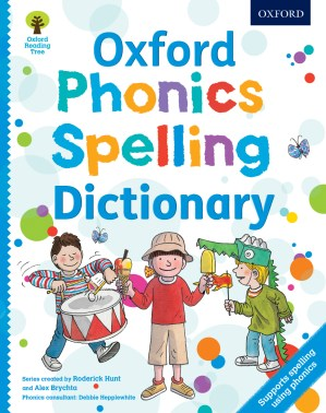my phonics dictionary