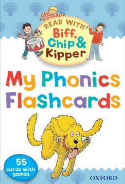 my phonics flashcards