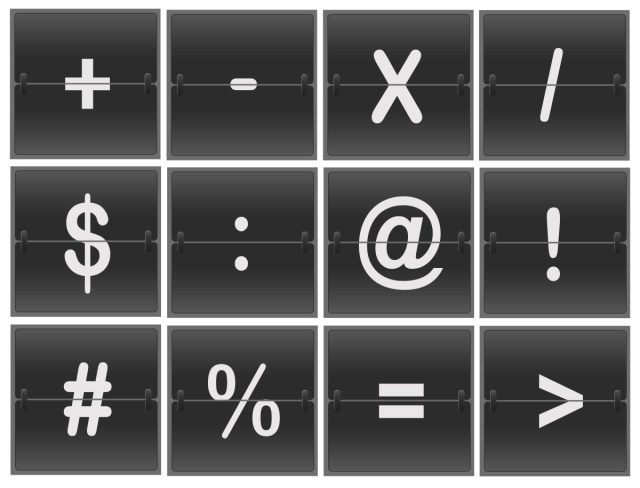 The Square Root Sign And The Divide Sign Oxford Education Blog
