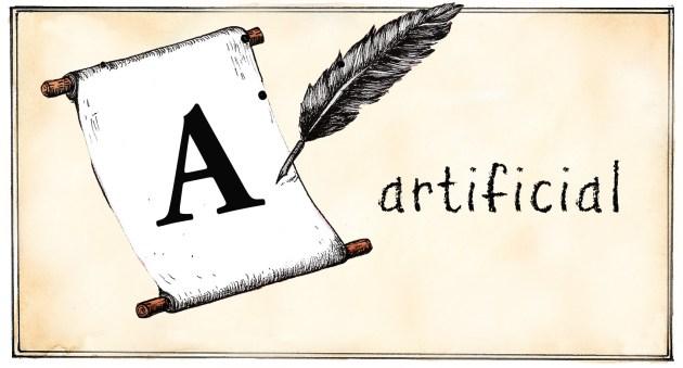 A- Artificial