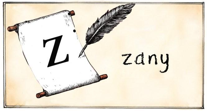 Z - zany