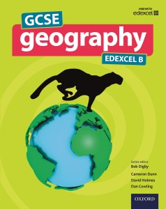GCSE Geography Edexcel B cover