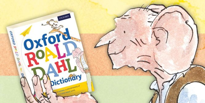 BFG and Dahl Dictionary