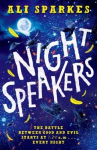night speakers cover