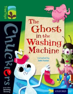 The Ghost in the Washing Machine Cover