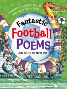 Fantastic Football Poems Cover