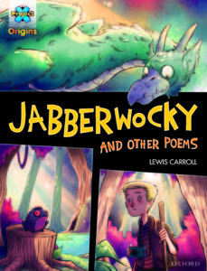 Jabberwocky and other poems cover