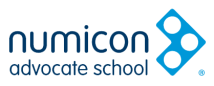 numicon advocate school logo