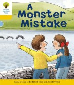 a monster mistakes cover