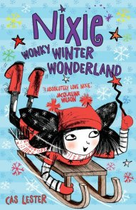 Nixie Wonky Winter Wonderland