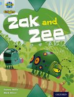 Project X Origins Zak and Zee