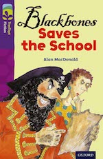 Blackbones Saves the School
