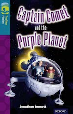 Captain Comet and the Purple Planet