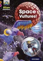 Space Vultures!