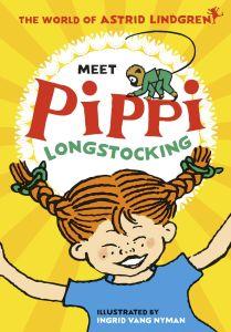 Meet Pippi Longstocking cover image