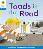Toads in the Road