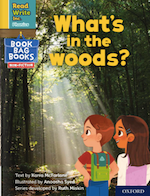 What's in the Woods?