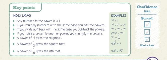 Key points in Mathematics textbook design