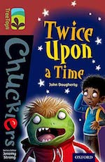 Cover of Twice Upon a Time