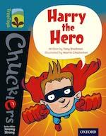 Harry the Hero cover