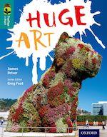 Huge Art cover