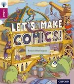 Let's Make Comics cover
