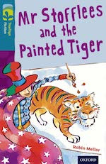 Mr Stofflees and the Painted Tiger cover