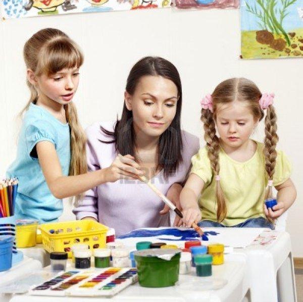 How to Become a Preschool Teacher