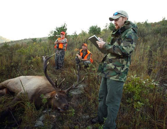 Information On Wildlife Biologist And Their Job Description