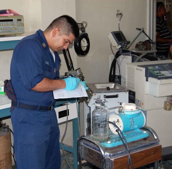 Medical Equipment Repair Technician