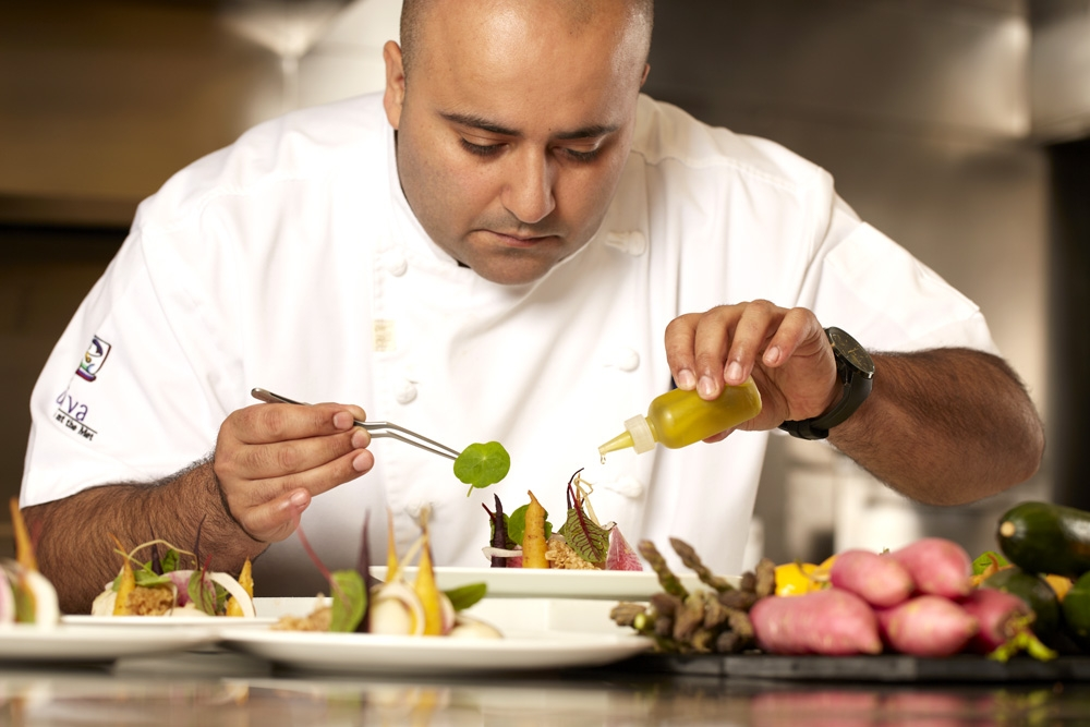 What is the Starting Salary for Chefs Working in California