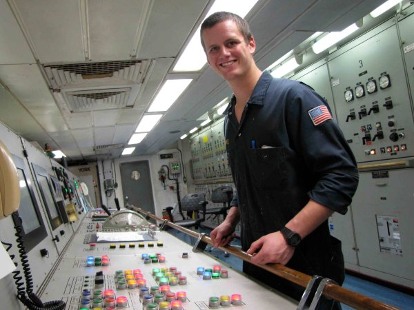 Marine Engineering Technology