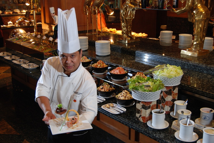 Salary Range for Chefs with a Culinary Arts Degree