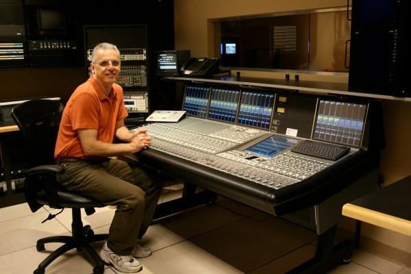 Audio Sound Engineer