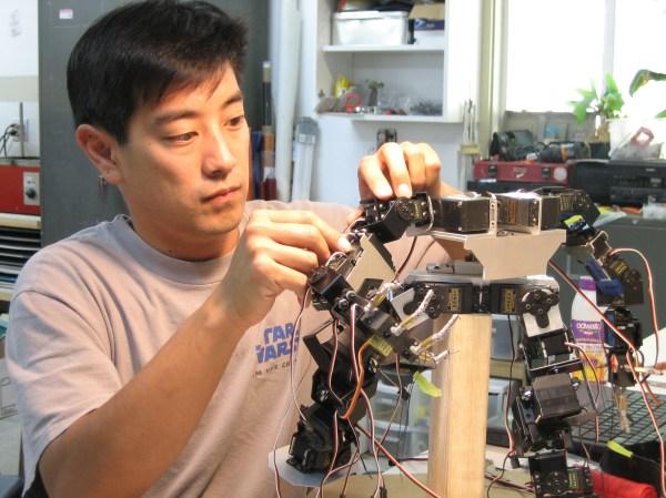Info Master Of Science Program In Robot Engineering