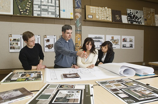 Schools Interior Design Majors