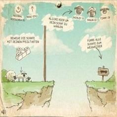 Schafes Heim Glück allein