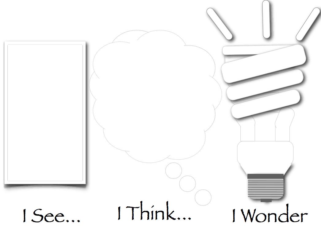 See, Think, Wonder!