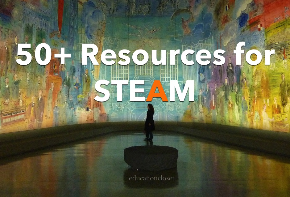 resources for STEAM