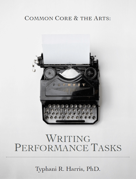 Writing Performance Tasks for the Arts