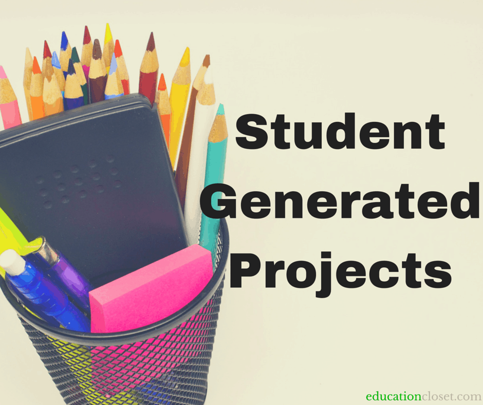student generated projects