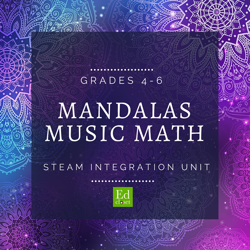Mandalas Music Math Unit