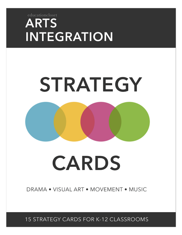 Arts Integration And Steam Strategies Educationcloset